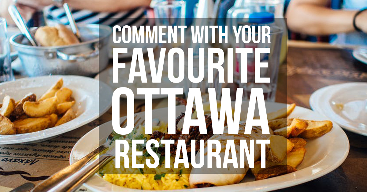 Ottawa's Best New Restaurants