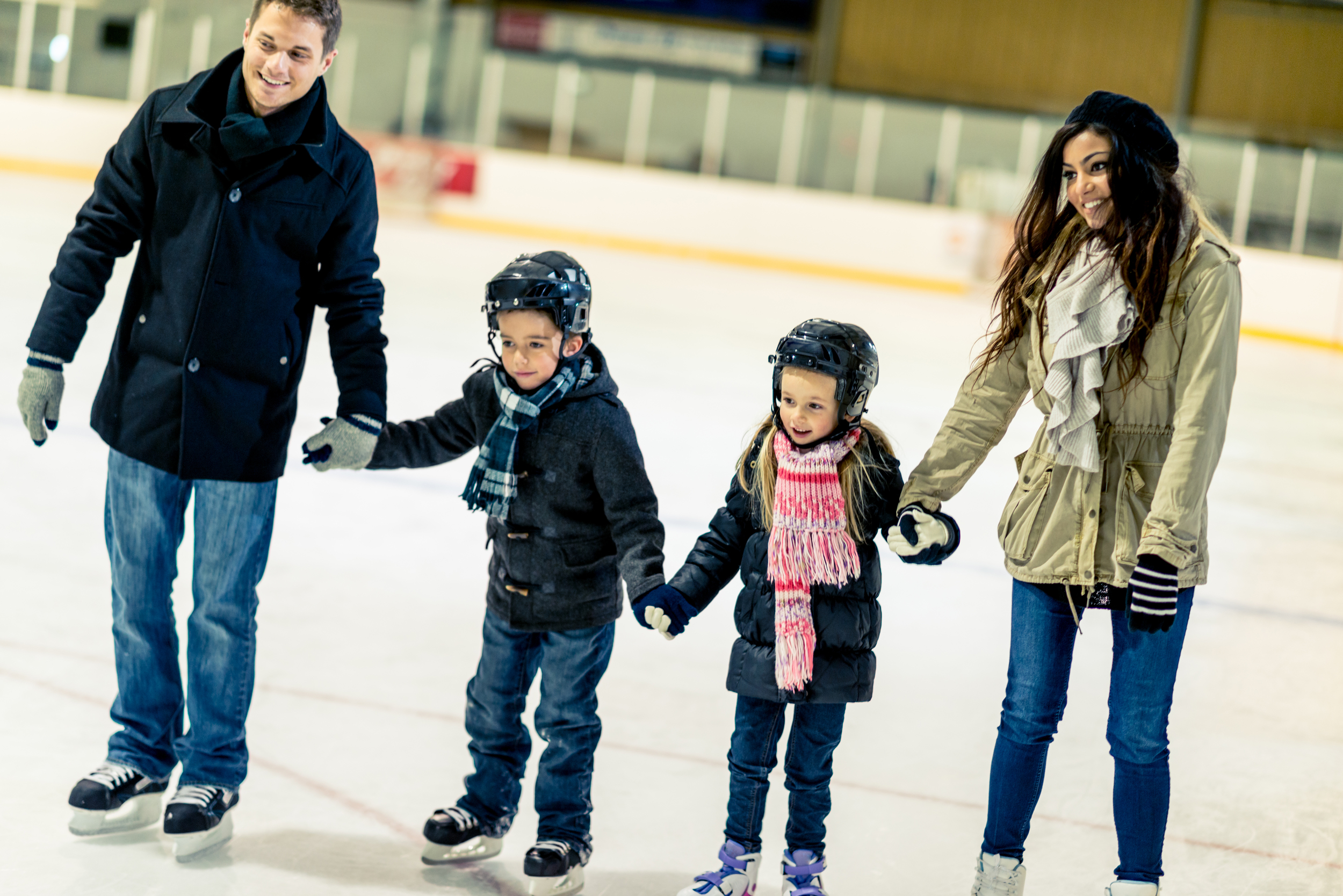 Toronto gets three new skating venues