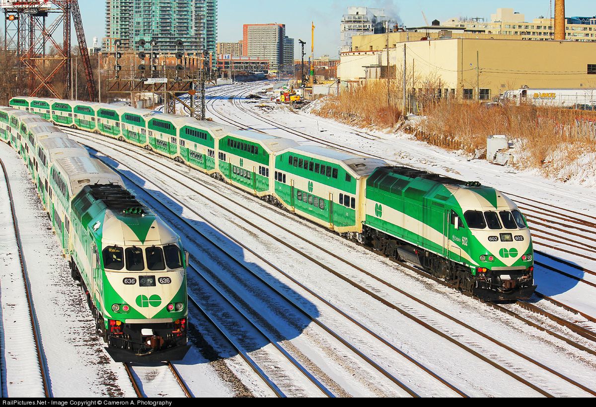 Huge Changes Coming to GO Train Service in Mississauga and Surrounding Cities